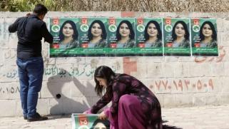 الكوتا البرلمانية تهمش المرأة العراقية