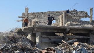 حياة بدائية في مدن العراق المحررة