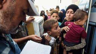 مدن عراقية ترفض عودة النازحين من عائلات داعش