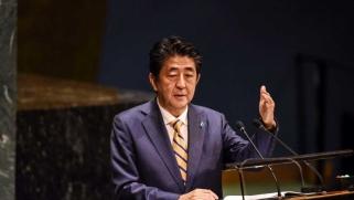 شينزو آبي: هجوم أرامكو جريمة خسيسة