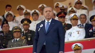 أردوغان: واشنطن تسعى لتأسيس منطقة آمنة بشمال سوريا لصالح منظمة إرهابية