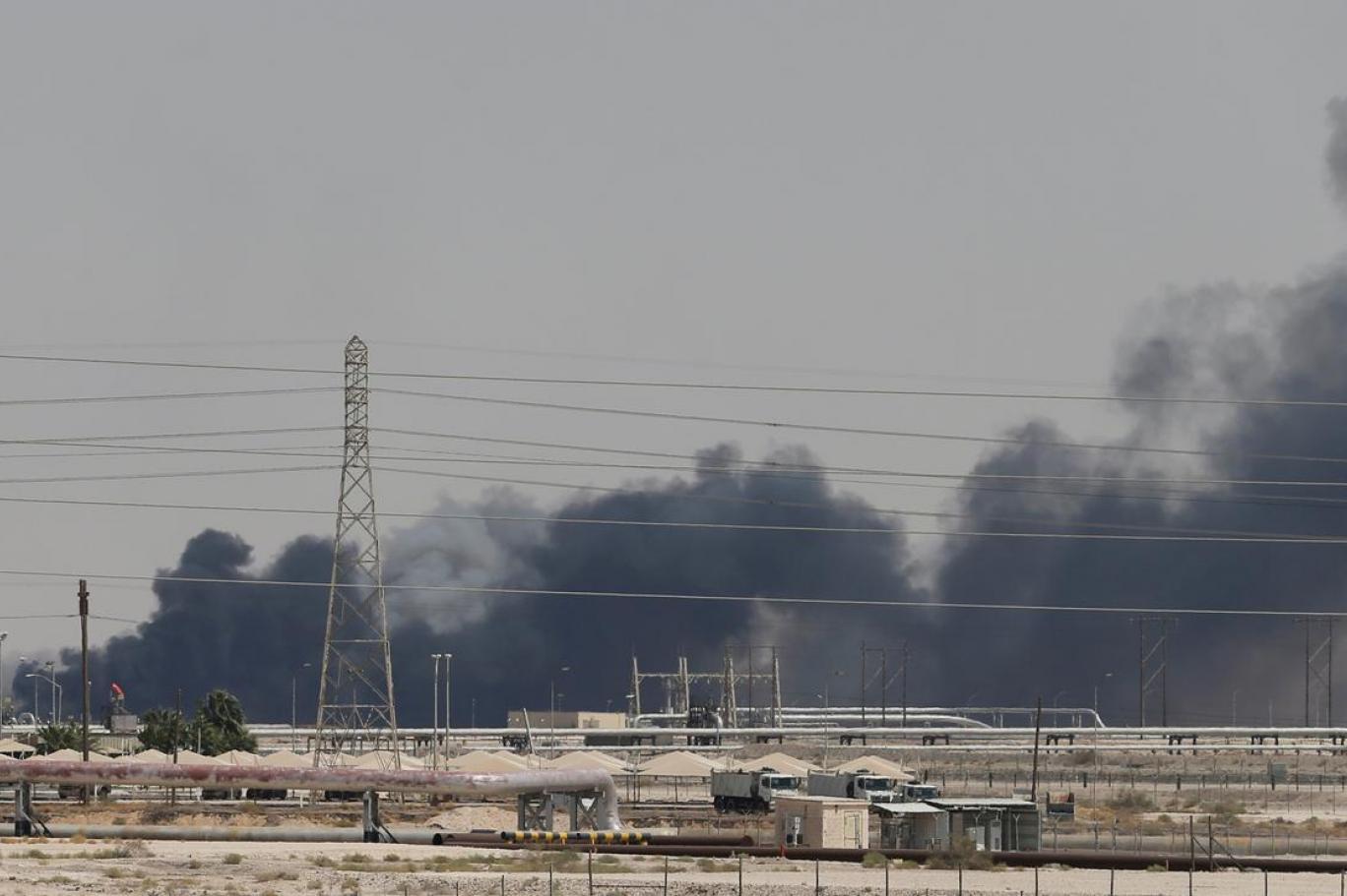 The Abqaiq attack ends the agents' scarecrow… and puts Iran in the eye of the storm %D8%A7%D9%8A%D8%B1%D8%A7%D9%86-%D9%88%D8%A7%D9%84%D9%83%D9%84%D8%A7%D8%A1
