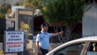 انفجارات داخل قاعدة عسكرية تركية شمال قبرص