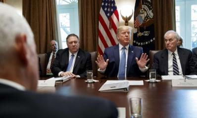 الخيار العسكري على طاولة ترامب للردّ على هجوم أرامكو