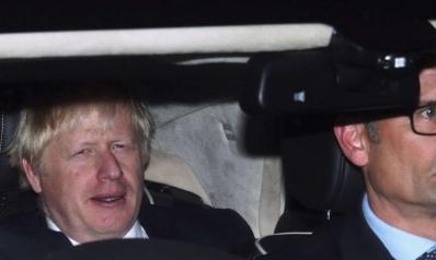 البرلمان البريطاني يوجه صفعة جديدة لجونسون قبل تعليق أعماله