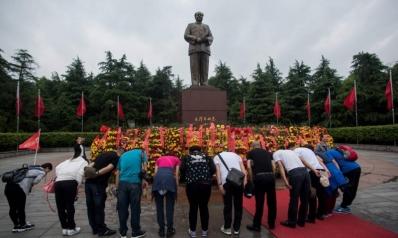 الصين تلون سياحتها بأحمر الشيوعية