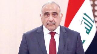 عبد المهدي: قدمت تطمينات بعدم استهداف السعودية من العراق