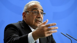رئيس الوزراء العراقي: المنطقة على حافة حرب ونعمل على منعها