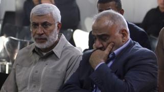 عادل عبدالمهدي يقصي متشددي الحشد لعبور عاصفة الغضب الدولي