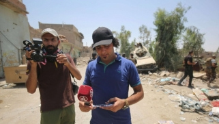 كذبة آسنة اسمها حرية الإعلام في العراق