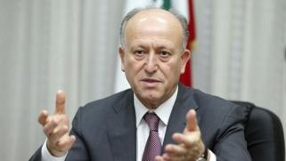 أشرف ريفي: إيران تشعل الحرائق في لبنان