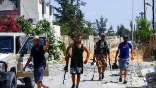 الميليشيات تريد نصرا سريعا مع تزايد الضغوط الدولية لتسوية النزاع الليبي