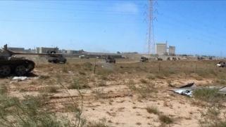 ضربة أميركية جنوبي ليبيا تستهدف عناصر داعش