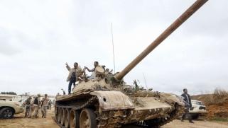مساع لإشراك الاتحاد الأفريقي في حل النزاع الليبي