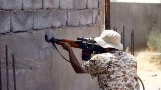 فلول داعش ترتّب صفوف التنظيم في صحراء ليبيا