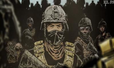 بالفيديو .. معركة الموصل بالقصص المصورة!