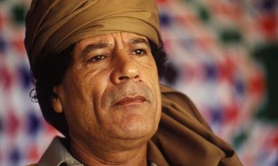 بعد عقد على مقتله… القذافي لا يزال يقسم ليبيا