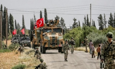 الحرب التركية في سوريا