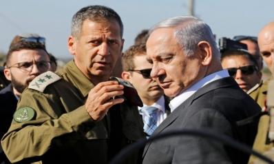 في رسالة لإيران… رئيس الأركان الإسرائيلي: سنرد بقوة على كل ضربة
