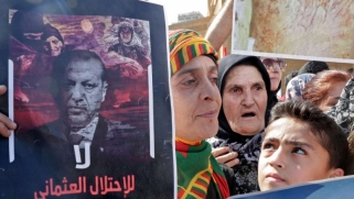 جريمة حرب موصوفة تطارد أردوغان