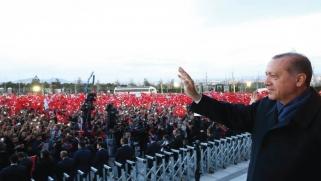 إمبراطورية أردوغان: تطوّر سياسة تركيا الخارجية