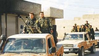 بدء الانسحاب الأمريكي من سوريا والجيش التركي يتأهب لتطبيق خطة «المنطقة الآمنة»