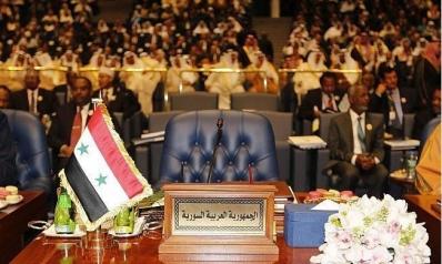 مطالب عودة الأسد إلى «حضن الجامعة العربية» وحفظ السيادة!