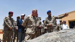 تعزيزت عسكرية أميركية إلى السعودية لدرء أي مخاطر تهدد المنطقة
