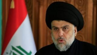 الكتلة البرلمانية العراقية المدعومة من الصدر ستتحول للمعارضة