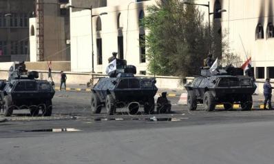 هدوء حذر في بغداد .. ومساع لحسم تحقيقات قتل المتظاهرين