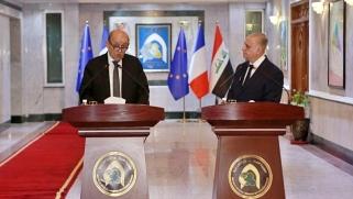 حسابات فرنسية طارئة بشأن نقل الجهاديين المسجونين من سوريا للعراق
