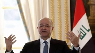 الخلاف بشأن مواجهة موجة الاحتجاج يشق الرئاسات في العراق