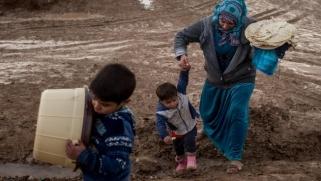 النازحون العراقيون وسط التوتُّرات الأميركية الإيرانية