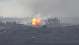 """تركيا تعلن اقتحام """"رأس العين"""" السورية وتؤكد مقتل المئات في عملية """"نبع السلام"""""""