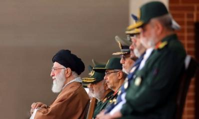 خطاب خامنئي كلمة سر لمواجهة الاحتجاجات في العراق ولبنان بالقوة