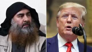 مقتل البغدادي لن يزيد من شعبية ترامب أو يخلصه من مصاعبه الداخلية