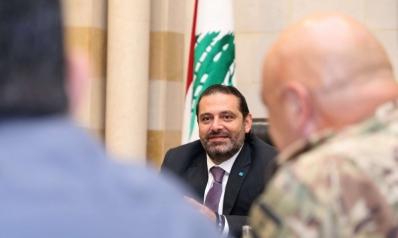 تمسك حزب الله بحكومة الحريري يبعد شبح الفوضى عن الشارع اللبناني