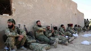 العملية التركية تصطدم بمقاومة قوات سوريا الديمقراطية