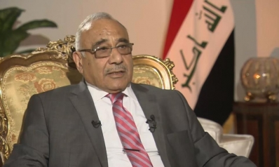 """""""لا نستطيع تحقيق أحلامكم في عام"""".. رئيس وزراء العراق يوجه كلمة للمحتجين"""