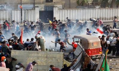 من يقتل المتظاهرين في العراق؟