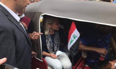 """ممثلة الأمم المتحدة في """"تكتك"""" التحرير… ومخاوف من موقف خامنئي بشأن احتجاجات العراق"""