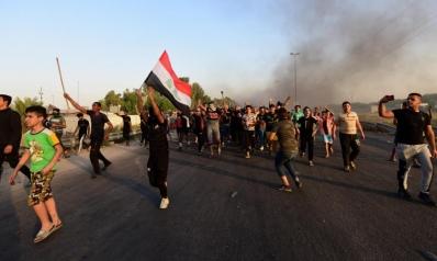 احتجاجات العراق… أزمة مفتوحة من دون أفق