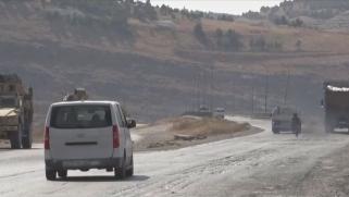 التحالف الدولي ينسحب من منبج ويمنع قوات النظام من دخول عين العرب