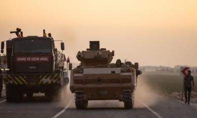 """قوات """"نبع السلام"""" التركية تواصل تقدمها في شرق الفرات"""