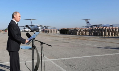 وصلت إليها المروحيات الأولى.. قاعدة عسكرية روسية جديدة بالقامشلي