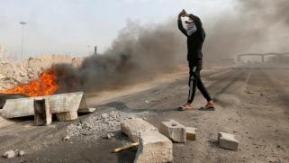 قتلى وجرحى في مظاهرات بغداد وتصدير النفط بالبصرة ما زال معطل