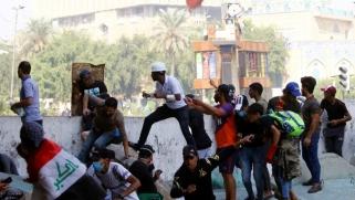 تجدد الاحتجاجات في العراق والسيستاني يتهم النخب السياسية بعدم الجدية