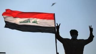 مناطق العراق تدعم متظاهري بغداد… ولو بالضمادات