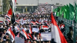 السيستاني: العراق لن يعود إلى ما كان عليه قبل الاحتجاجات