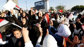 العراق.. تضامن طلابي مع المحتجين وإغلاق مدخل ميناء أم قصر